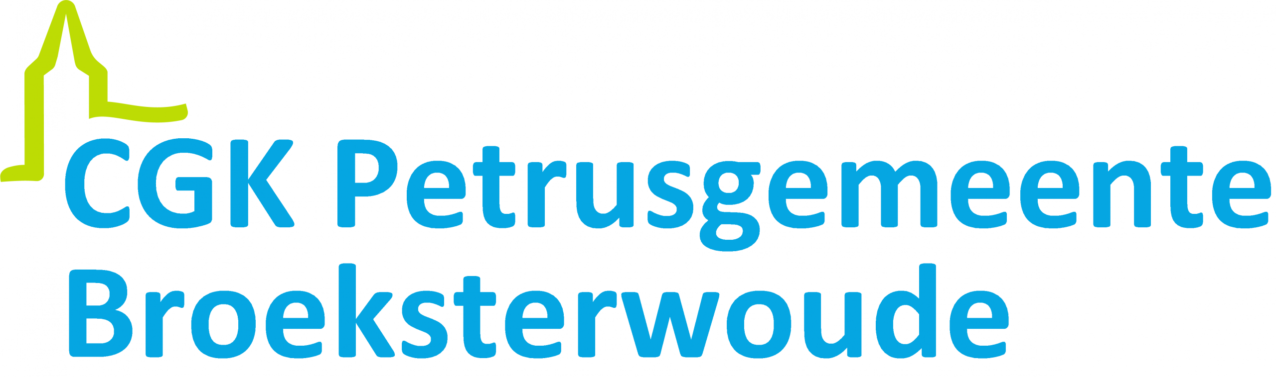 Website CGK Petrusgemeente Broeksterwald